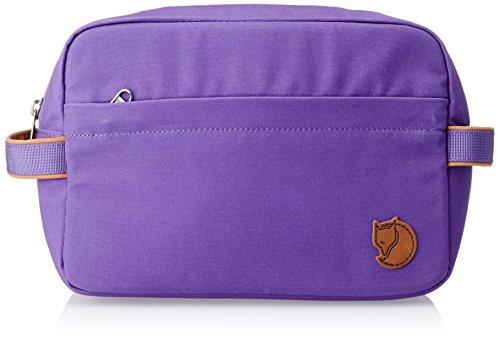 FJÄLLRÄVEN Travel Kulturbeutel, Purple, 26 x 17 x 9 cm, 3 L -