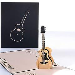 Idea Regalo - Biglietto Auguri Natale Compleanno 3D Pop Up Cartolina Auguri Natale Birthday Card Biglietto d'auguri 3D