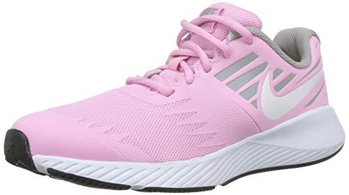 Nike Jungen Star Runner (Gs) Laufschuhe, Rosa (Rise Atmosphere Grey/White 602), 38 EU -