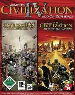 ak tronic Sid Meier's Civilization IV: Add-on Doppelpack (Warlords + Beyond the Sword) [Software Pyramide]
