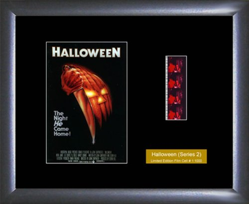 Halloween (Series 2) - Film Zelle mit einzelnen Filmstreifen