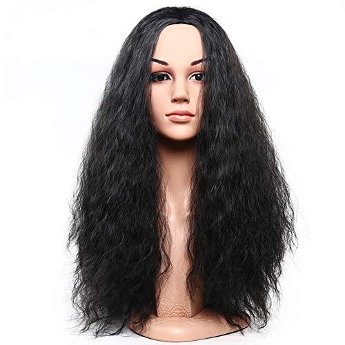Yant Cheveux synthétiques Perruques Raide