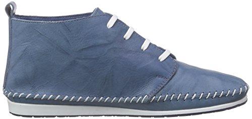 0021607, Damen Hohe Sneakers, Blau (Bleu 013), 39 EUAndrea Conti