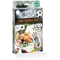 Orbis aerógrafo tatuaje Conjunto Ventilador