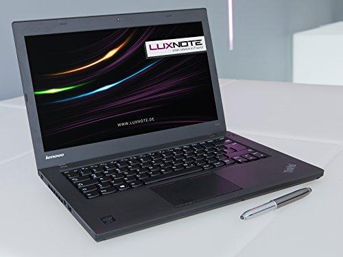 Lenovo ThinkPad T440 Intel i5 1,9GHz 4GB 500GB Cam Win10 Pro 1366 1H08 (Zertifiziert und Generalüberholt)