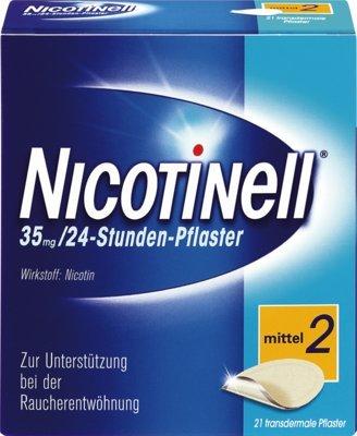 Nicotinell 35mg/24 Stunden 21 stk