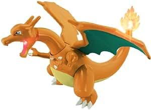 Charizard Pokemon Action Figure Takara Tomy