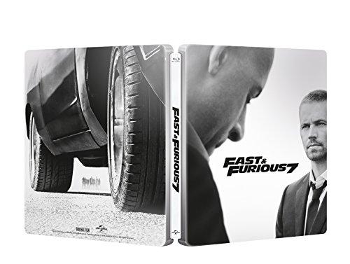 Fast & Furious 7 (Steelbook) (Blu-Ray)