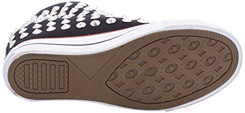 Primadonna 112618397ca, Sneaker a Collo Alto Donna Nero