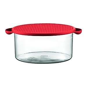 BODUM HOT POT Schale mit Deckel: Amazon.de: Küche & Haushalt