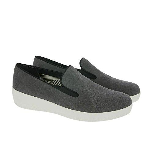 FitFlop Superskate Schuhe Schwarz Schwarz