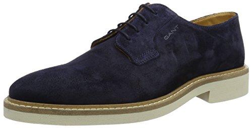 Gant - Parker, Chaussures À Lacets Homme Bleu (marine)