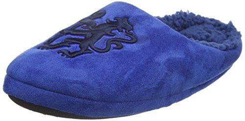 Uomo Pantofole Navy 34u blu Blu Muli Bafiz 8xEnq18