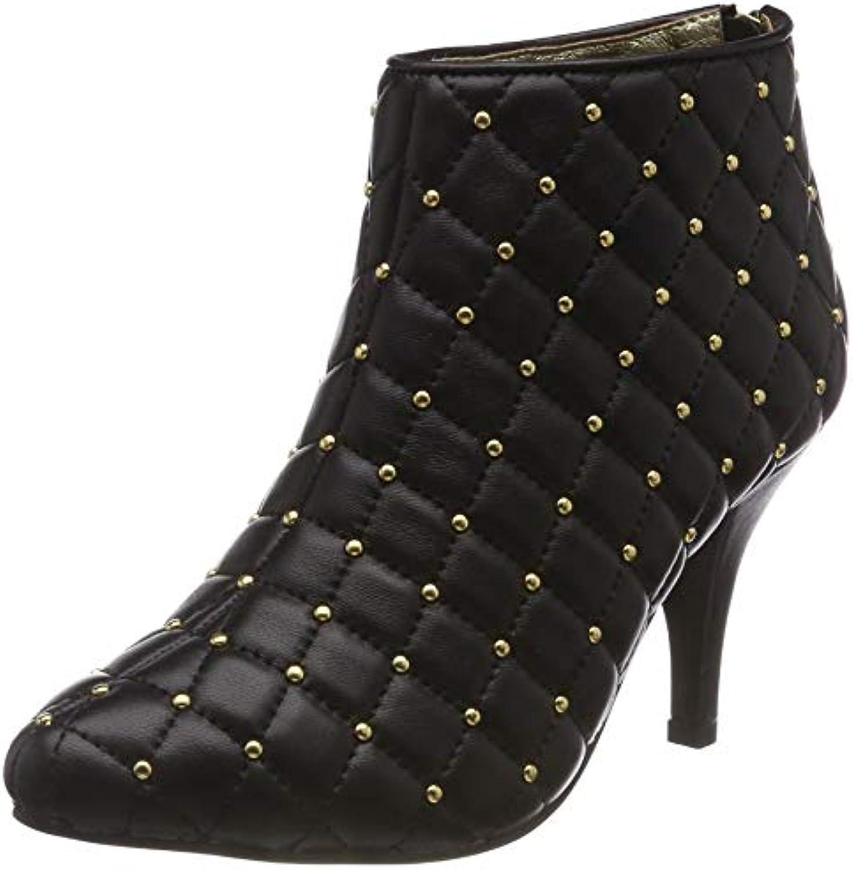 Mr.   Ms. LOLA RAMONA Stiletto Stivali Stivali Stivali Donna Forte calore e resistenza all'usura Costo moderato Coloreee molto buono | Intelligente e pratico  30b9d9