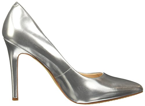 Vince Camuto Kain Cuir Talons Cool Silver
