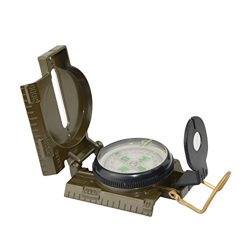 Rose Kuli Compass Waterproof Hiking Military Navigation Compass,Best Compass For Hiking Climbing Camping Survival