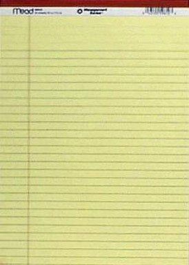 50CT8-1/2x11 Legal Pad by Mead