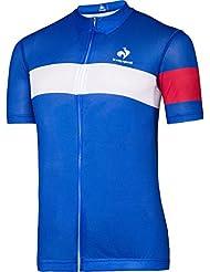 Le coq Sportif Classic – Camiseta de manga corta, hombre, Classic, azul