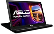 "ASUS MB169B+ - Monitor portátil fino de 15.6"" Full HD (1920x1080, Panel IPS, USB 3.0, ASUS Smart Case inc"