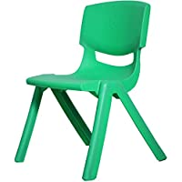 Multi-purpose Plastic Chair, 28cm [Green, HF-2706]