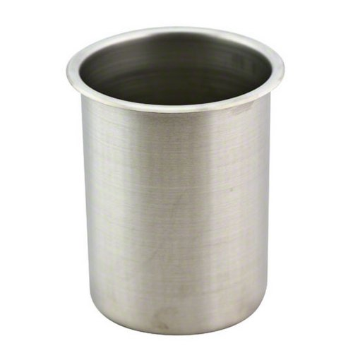 Vollrath (78720) 2 qt. Stainless Steel Bain Marie by Vollrath Vollrath-bain-marie