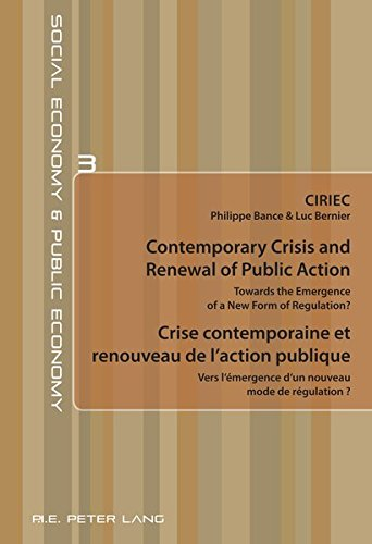 Contemporary Crisis and Renewal of Public Action/ ...