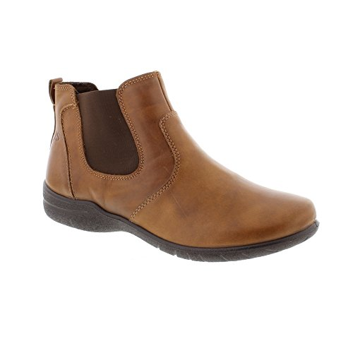 Josef Seibel Fabienne 47, Bottines Chelsea Femme Marron (Brandy)