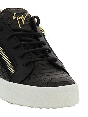 Giuseppe Zanotti Sneakers con Zip Nero