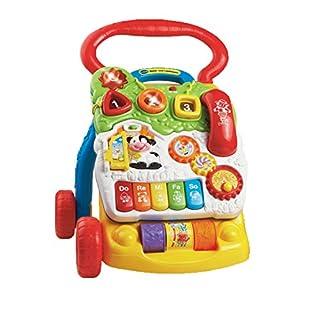 Vtech Baby 80-077074 - Spiel- und Laufwagen Special Edition, Normalverpackung, Bunt-Rot/Gelb (B009AP11CC) | Amazon price tracker / tracking, Amazon price history charts, Amazon price watches, Amazon price drop alerts