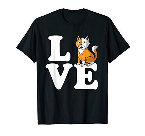 ginger tom cat gifts - cat cartoon ginger cat mom T-Shirt - Ginger Tom
