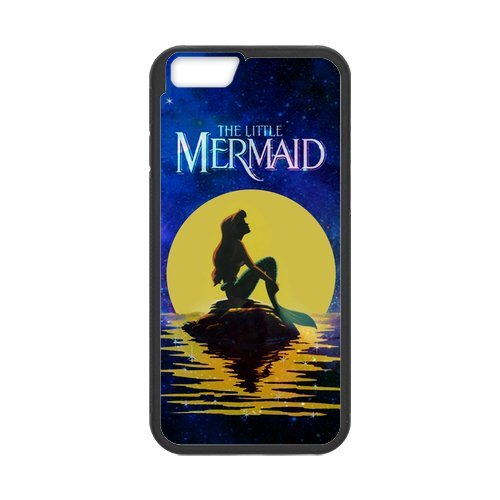 iPhone 6 pc and Coque de protection en TPU pour, Customize The Little Mermaid Case for iPhone 6 [The Little Mermaid]