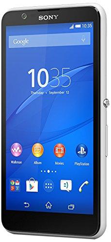 Sony Xperia E4 White (Xperia E4 White) (Sony Xperia E4)