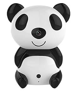 Luxcam telecamera ip luxcam panda hd babycam for Telecamera amazon