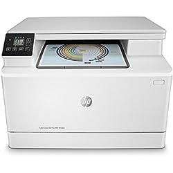 HP Color LaserJet Pro M180n Imprimante Multifonction Laser couleur (16 ppm, 600 x 600 ppp, USB, Ethernet)