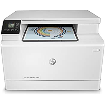HP M180n - Impresora multifunción Color Laserjet Pro
