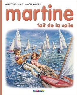 martine-numro-29-martine-fait-de-la-voile-de-gilbert-delahaye-marcel-marlier-4-mai-1993