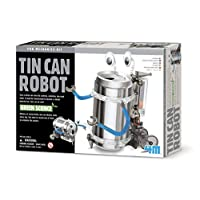 4M 4153 Kidz Labs Tin Can Robot