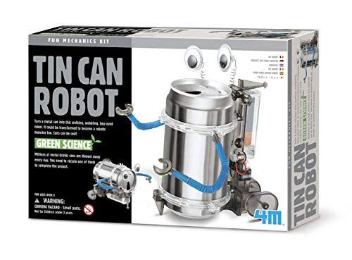 een Science Blechdosen Roboter ()