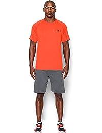 Under Armour Ua Tech Ss Tee Herren Fitness - T-Shirts & Tanks, Orange Bolt Orange, S