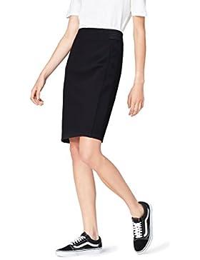 FIND Falda de Tubo con Paneles Laterales para Mujer