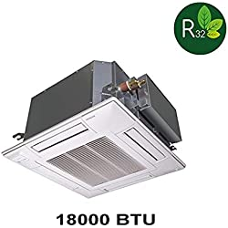Climatizzatore inverter HITACHI Light Commercial R32-18000 BTU climatizzatore cassette 4 vie RAC-50NPD + RAI-50PPD