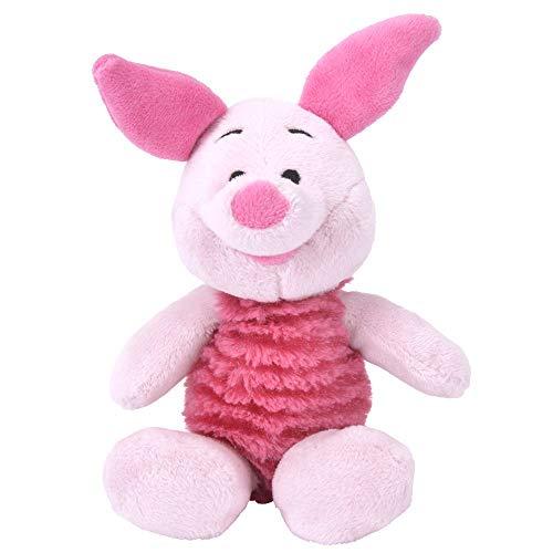 Winnie Puuh - Disney Plüsch Figur Ferkel Piglet - Flopsies Pooh 19cm