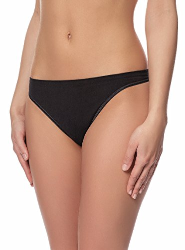 Merry Style String per Donna MSDS35 Nero