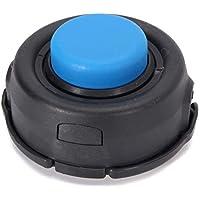 Bloomgreen Co. Alimentaciã³n Automã¡Tica de 10 mm Tap Cabeza desbrozadora Segadora Parte de Doble LãNea para Husqvarn