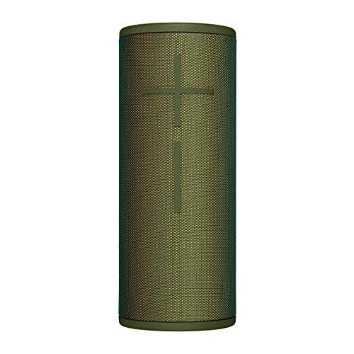 Ultimate Ears Boom 3 Tragbarer Bluetooth-Lautsprecher, 360° Sound, Satter Bass, Wasserdicht, Staubresistent & Sturzfest, One-Touch-Musiksteuerung, 15-Stunden Akkulaufzeit - Forest Green/grün