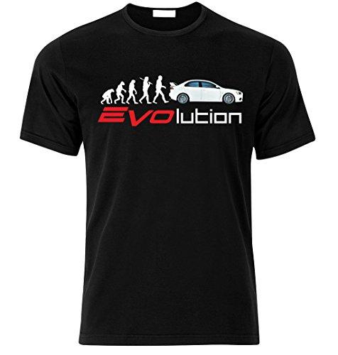 mitsubishi-lancer-evo-ix-x-xi-xii-fan-t-shirt-t-shirt-l-schwarz