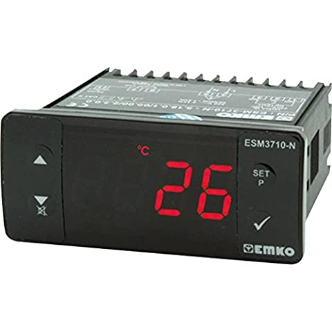 Thermostat programmable Emko ESM-3710.5.11.0.1/00.00/2.0.0.0 1 pc(s)
