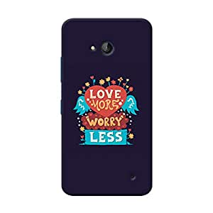Garmor Designer Silicone Back Cover For Nokia Microsoft Lumia 640 LTE
