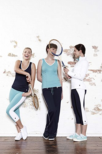 Vevie Pemberton technische performance Kompression sportlicher Stil Schnitt Leggings für Laufen Yoga und Fitness-Workout Jade