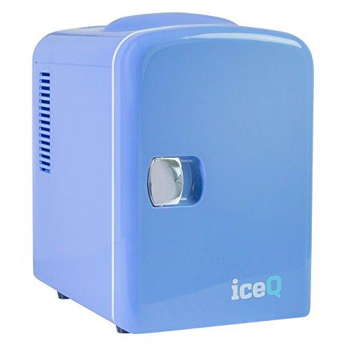 iceQ 4 Liter Mini-Kühlschrank - Blau